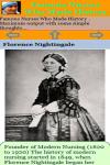 Famous Nurses Who Made History screenshot 3/3