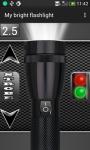 My Bright Flashlight and strobe screenshot 1/4