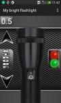 My Bright Flashlight and strobe screenshot 2/4