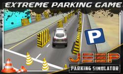 Jeep Parking Simulator 3D screenshot 1/5