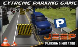Jeep Parking Simulator 3D screenshot 2/5