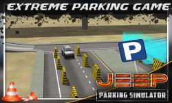 Jeep Parking Simulator 3D screenshot 4/5