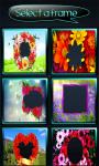 Flower Photo Frames Free screenshot 2/6