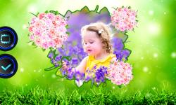 Flower Photo Frames Free screenshot 3/6