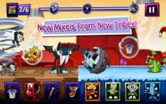 Mixels Rush emergent screenshot 5/6