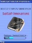 Chemical Abbreviation Thesaurus screenshot 1/1