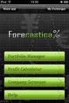 Forecastica Premium for iPhone screenshot 1/1