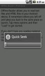Offline Reader screenshot 3/5