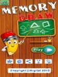 Memory Draw Free screenshot 1/6