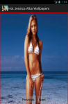 Hot Jessica Alba Wallpapers HD screenshot 5/6