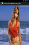 Hot Jessica Alba Wallpapers HD screenshot 6/6