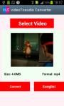 Audio Converter App screenshot 1/3