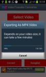 Audio Converter App screenshot 2/3