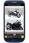 sport motorcycles wallpaper screenshot 2/6