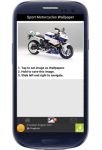 sport motorcycles wallpaper screenshot 3/6