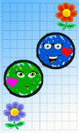 Doodle Ball Puzzle - Jump to Bump the Loving Balls screenshot 2/6
