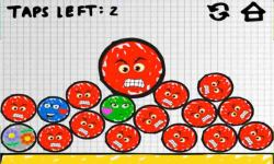 Doodle Ball Puzzle - Jump to Bump the Loving Balls screenshot 6/6