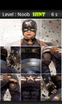 Captain America Winter Soldier Jigsaw Puzzle 3 screenshot 2/4