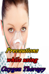 Precautions while using Oxygen Therapy screenshot 1/3