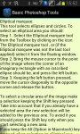 Basic Photoshop Tools Info screenshot 3/3