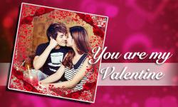Valentine Photo Frame Love Collage screenshot 1/6