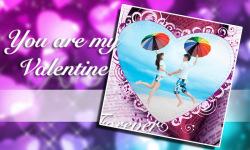 Valentine Photo Frame Love Collage screenshot 4/6