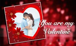 Valentine Photo Frame Love Collage screenshot 5/6