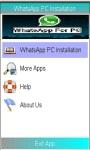WhatsApp PC Installation screenshot 2/2