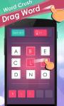 Word Crush: Brain Puzzle screenshot 1/4