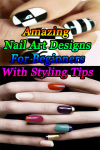 Amazing Nail Art Designs For Beginners  screenshot 1/4