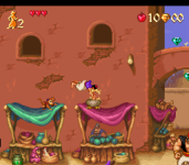 Aladdin Full Game screenshot 4/4