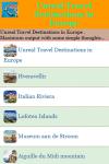 Unreal Travel Destinations in Europe screenshot 3/4