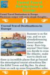Unreal Travel Destinations in Europe screenshot 4/4