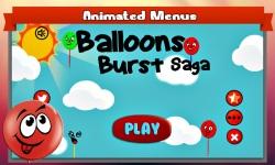 Balloon Burst Saga screenshot 1/6