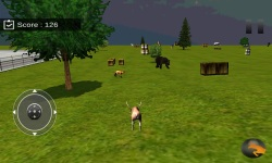 Angry Deer Revenge 3D Attack screenshot 3/6