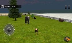 Angry Deer Revenge 3D Attack screenshot 4/6