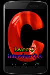 Learn C Interview Q A screenshot 1/3