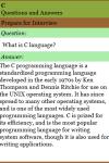 Learn C Interview Q A screenshot 2/3