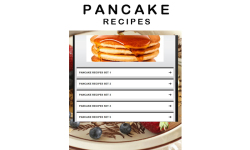Pancakes recipes screenshot 1/3