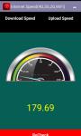 Internet Speed 4G 3G 2G Wifi screenshot 5/5