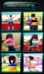 Fitness Girl Photo Suit Editor screenshot 2/6