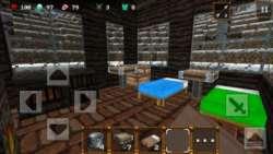 Winter Craft 3 Mine Build Kingdom screenshot 1/3