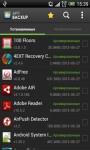 App Backup and Restore free screenshot 1/2