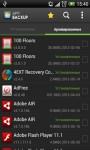 App Backup and Restore free screenshot 2/2