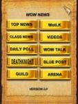 WOW NEWS screenshot 1/1