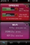 Download Meter for Wi-Fi/ 3G/ EDGE/ GPRS - reduce spending on mobile internet screenshot 1/1