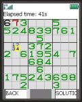 Sudoku screenshot 1/1