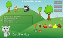 Kids Puzzle Land Free screenshot 2/3