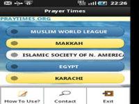 Pray Alert Times screenshot 6/6