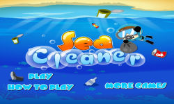 Sea Cleaner screenshot 1/5